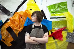Celestine Thomas, Studio Fridays artist