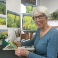 Margaret Crutchley, Studio Fridays artist