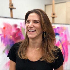 Joanna Gilbert, Studio Fridays artist