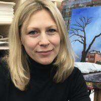 Diana Sandetskaya, Studio Fridays artist