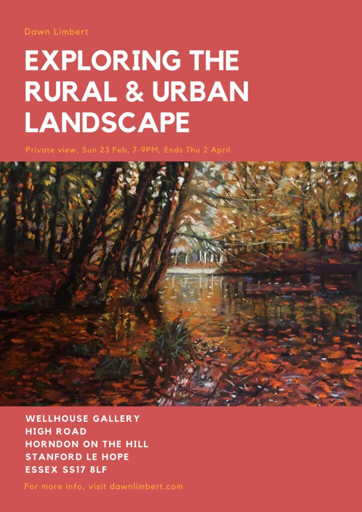 Dawn Limbert, Exploring the rural and urban landscape