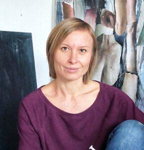 Natalia Millman, Studio Fridays artist
