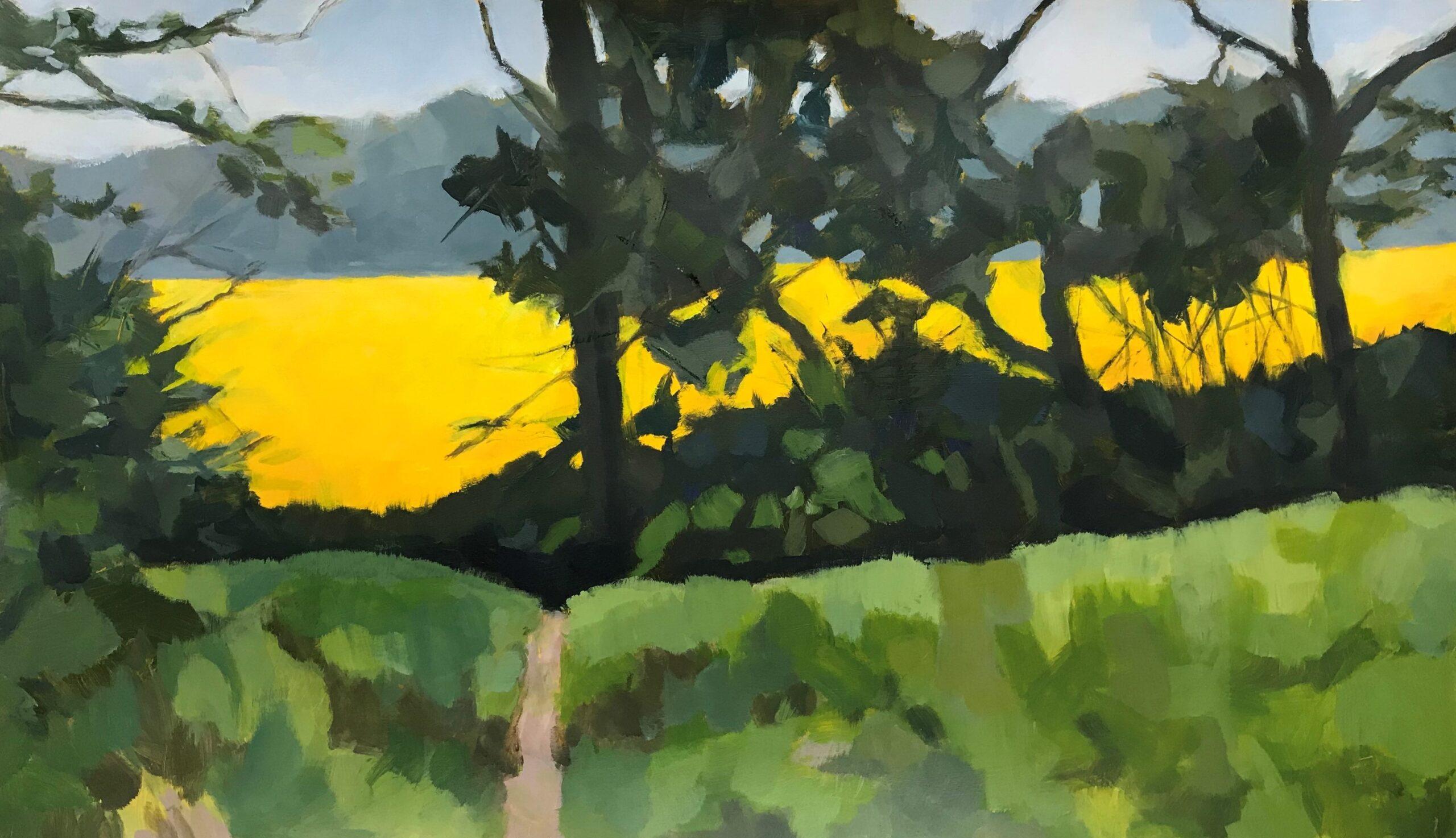 Margaret Crutchley artist