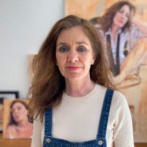 Sara Gregory, Studio Fridays artist